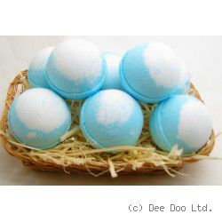 Cool Breeze Large Bath Bomb