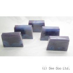 Lavender Soap Slices