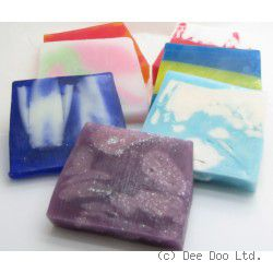 Mixed Soap Slices